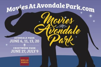 Movies at Avondale Park: E.T. the Extra-Terrestrial