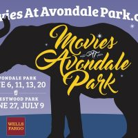 Movies at Avondale Park: Hook