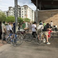 B Active Plan - 2nd Open House at Rail Road Park (Regional Bicycling and Trail Plan)