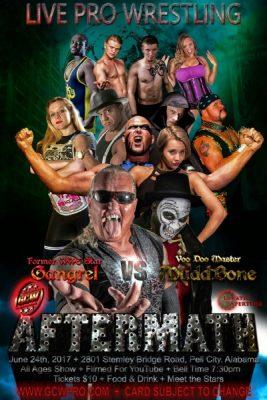 "Global Championship Wrestling's ""Aftermath"""