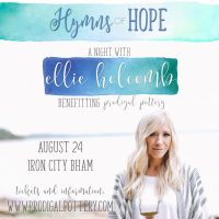 Hymns of Hope with Ellie Holcomb: Benefit Concert