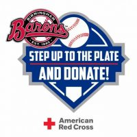 Homerun Hero Blood Drive presented by the Birmingham Barons