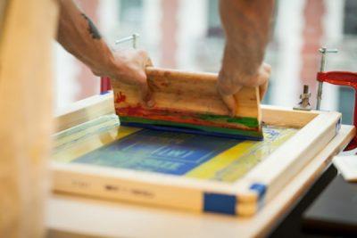 SNAP: Screen Printing