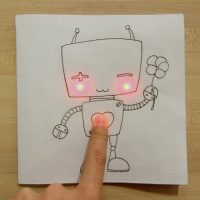 STEAMPowered: Paper Circuits