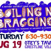 Boiling N' Bragging
