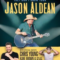 Jason Aldean - They Don't Know Tour