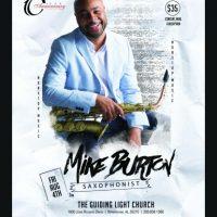 Cafe Nights Presents Mike Burton Live