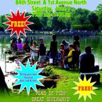 18th Annual Family Fishing Rodeo