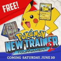New Trainer Tournament 2