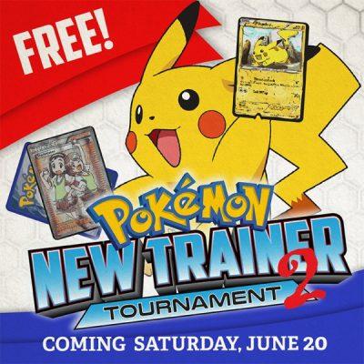 New Trainer Tournament 2