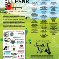 Jazz in the Park at East Lake Park