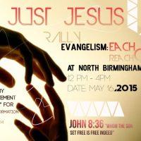 Just Jesus Rally