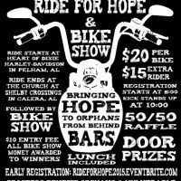 Ride For Hope Alabama