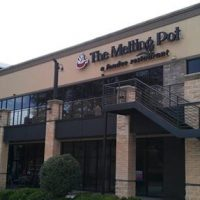Father's Day at The Melting Pot