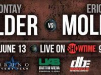Alabama Heavyweight Title Fight: Deontay Wilder vs. Eric Molina