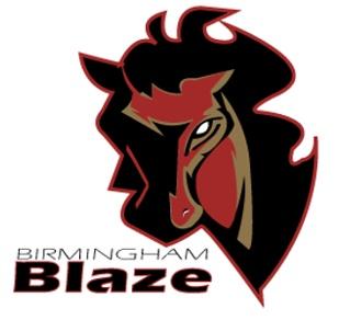 Birmingham Blaze Semi-Pro Football Game