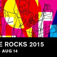 Art On The Rocks!