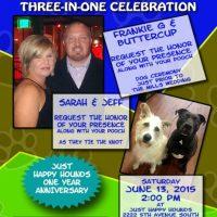 Doggone Three-In-One Celebration