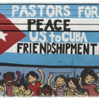 Cuba Friendship Caravan Party 2015