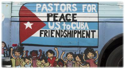 Cuba Friendship Caravan Party 2015