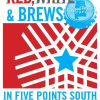 Red, White & Brews in Five Points South