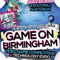 Game On Birmingham 2015