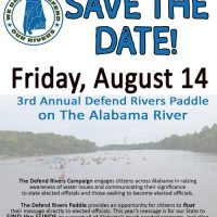 #DefendRivers Paddle