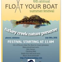 Float Your Boat Summer Festival