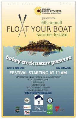 Float Your Boat Summer Festival