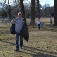 Village Creek/East Lake Park Cleanup