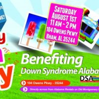 Family Fun Day benefiting Down Syndrome AL