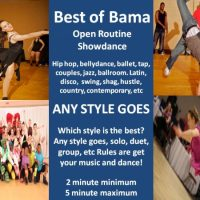 Best of Bama Dance Competition