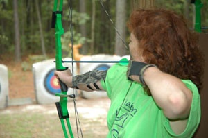 Becoming an Outdoors Woman (BOW) Workshop
