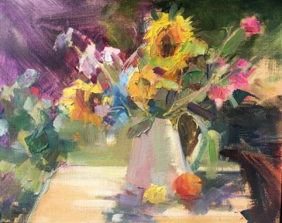 Daily Painting Demo with Kay Lewis