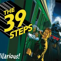 Auditions: The 39 Steps