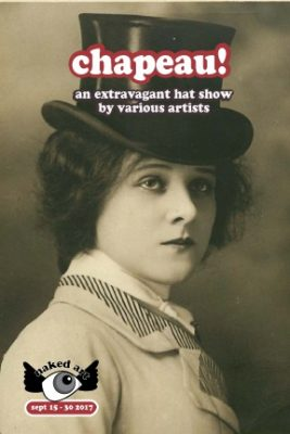 Chapeau! An extravagant hat show by various artist...