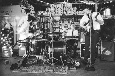 The Burning Peppermints w/ Phantom Limb & Bobby Rocknrolls