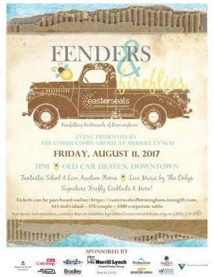 Fenders & Fireflies