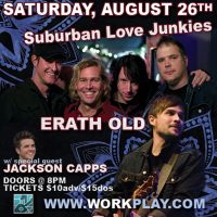Suburban Love Junkies and Erath Old w/ special guest Jackson Capps