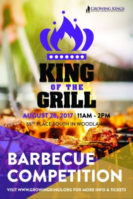 King of the Grill - BBQ Cook-off