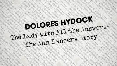 Dolores Hydock: The Lady with All the Answers-The ...