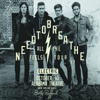 NEEDTOBREATHE with special guest Billy Raffoul