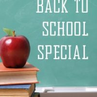 McWane Back to School Special