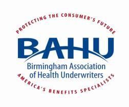 Birmingham Association of Health Underwriters Monthly Meeting