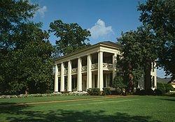 Arlington Antebellum Home and Gardens