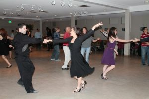 Carolina Shag, Swing, Steppin' Social Dance Classes and Parties