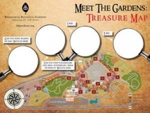 BBG Treasure Map
