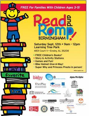 Read & Romp Birmingham