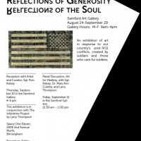 Reflections of Generosity - Reflections of the Soul