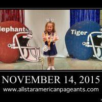 3rd Annual Elephant & Tiger Pageant